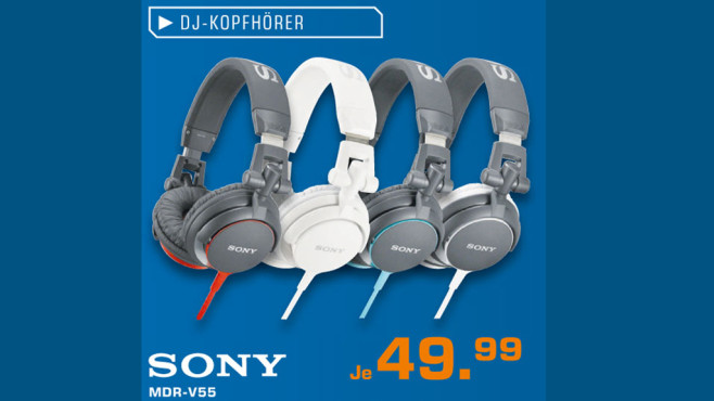 Sony MDR-V55 ©Saturn