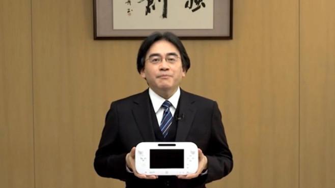 Nintendo-Präsident Iwata©Nintendo