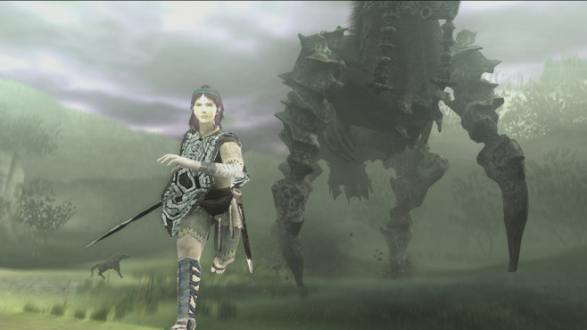 Ico & Shadow of the Colossus Classics HD © Sony Computer Entertainment