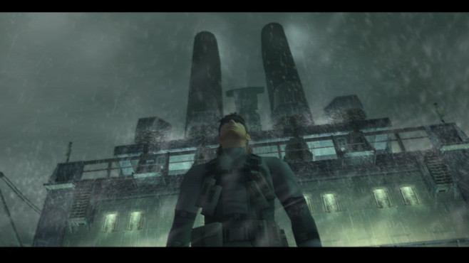 Metal Gear Solid – HD Collection © Konami Digital Entertainment B.V.