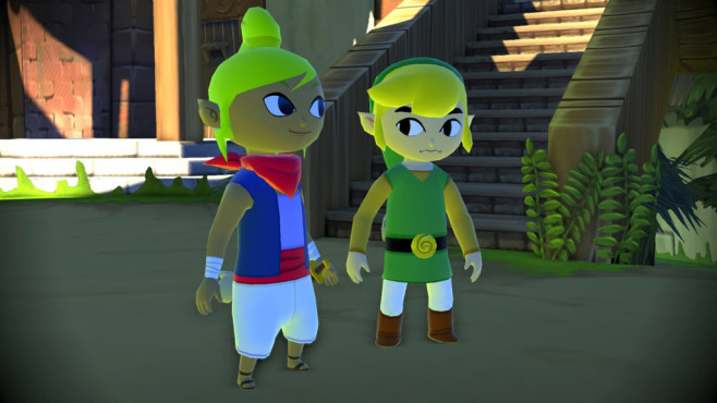 The Legend of Zelda – The Wind Waker HD © Nintnedo