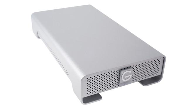 G-Technology G-Drive USB 6 TB ©COMPUTER BILD