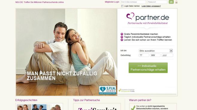 Partner Startseite©Partner.de