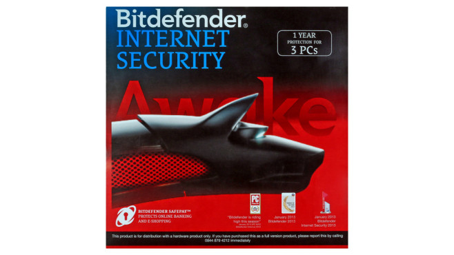 Bitdefender Internet Security 2014 © COMPUTER BILD