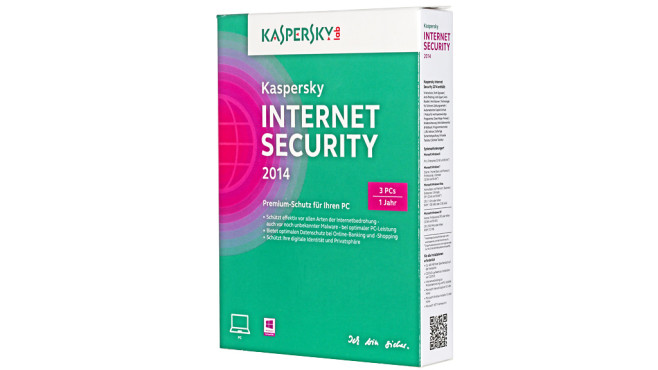 Kaspersky Internet Security 2014 © COMPUTER BILD