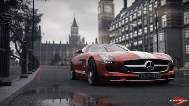 World of Speed: London©WE.com