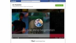persönliches Chronik, Videos©Facebook