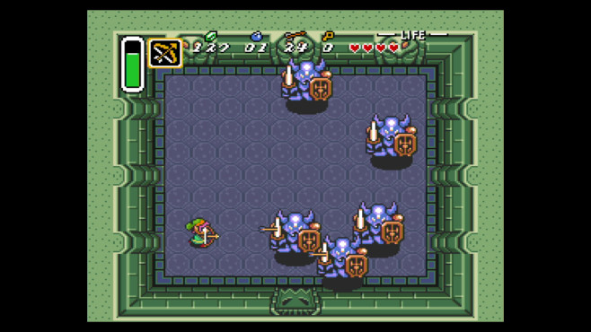 The Legend of Zelda – A Link to the Past ©Nintendo