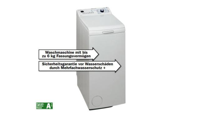 Bauknecht WAT Plus 622 DI ©Media Markt