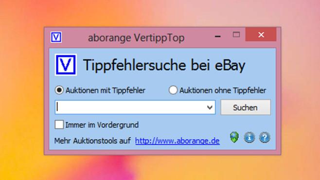 Aborange VertippTop: Ebay-Schnäppchen finden ©COMPUTER BILD