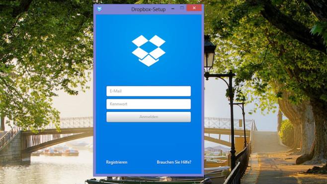 Dropbox: Dateien überall synchron halten ©COMPUTER BILD