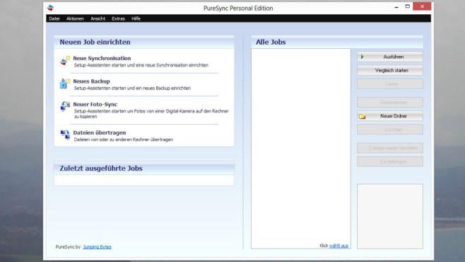 PureSync: Dateien auf mehreren Geräten abgleichen ©COMPUTER BILD