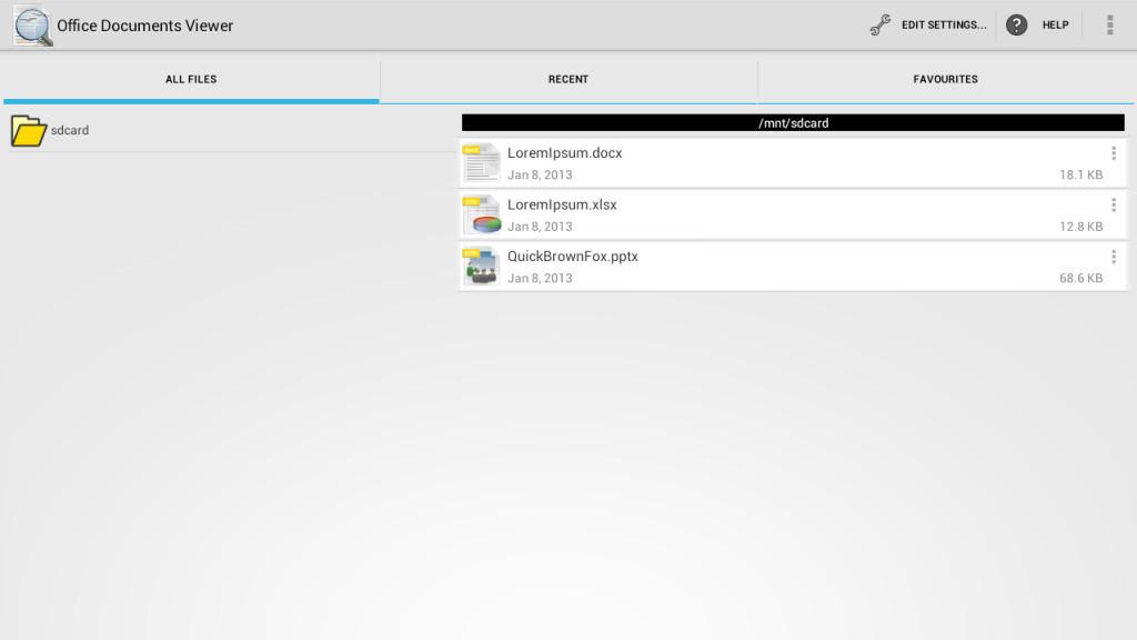Die besten Office-Apps für Android - Bilder, Screenshots - COMPUTER BILD
