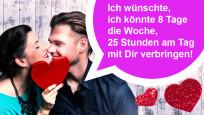 Die romantischsten WhatsApp-Sprüche zum Valentinstag©drubig-photo - Fotolia.com