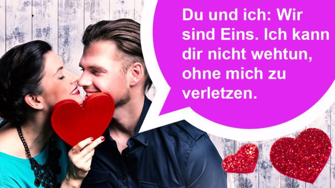 Die romantischsten WhatsApp-Sprüche zum Valentinstag ©Mahatma Gandhi, drubig-photo - Fotolia.com