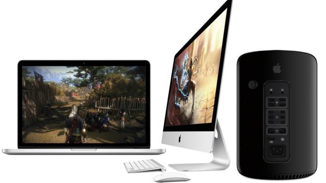 Macbook Spiele