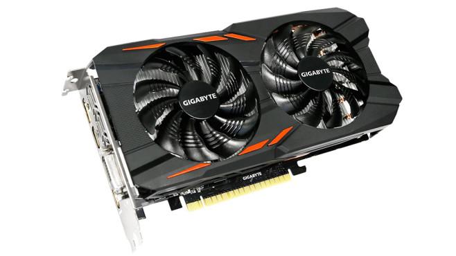 GigaByte GeForce GTX 1050 Ti ©GigaByte