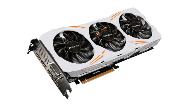 GigaByte GeForce GTX 1080 Ti Gaming OC 11GB © Gigabyte