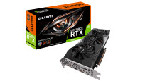 GigaByte GeForce RTX 2080 WindForce 8GB GDDR6 © Gigabyte