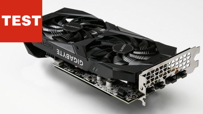 Gigabyte GeForce GTX 1660 Super OC ©COMPUTER BILD