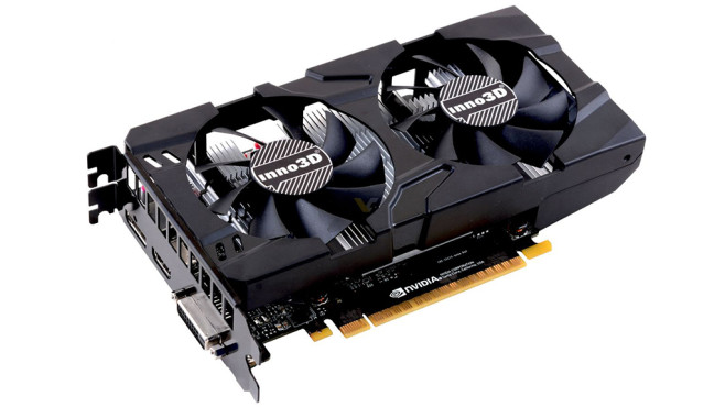 Inno3D GeForce GTX 1050 © Inno3D