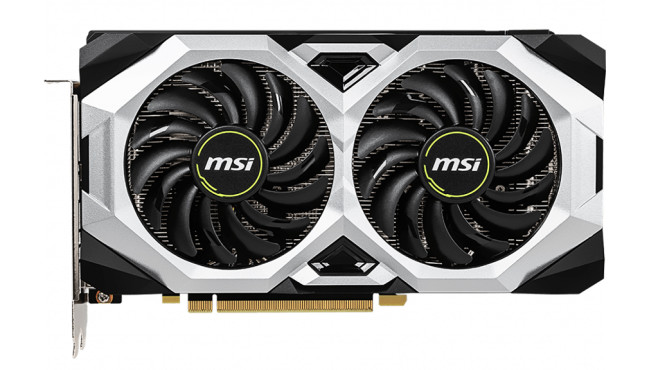MSI GeForce RTX 2060 SUPER VENTUS OC © MSI
