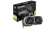 MSI GeForce RTX 2070 ARMOR 8GB GDDR6 © MSI