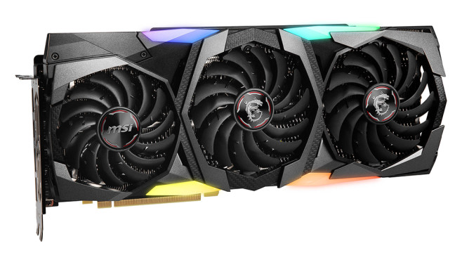 MSI GeForce RTX 2080 Super GAMING X TRIO 8GB GDDR6 © MSI