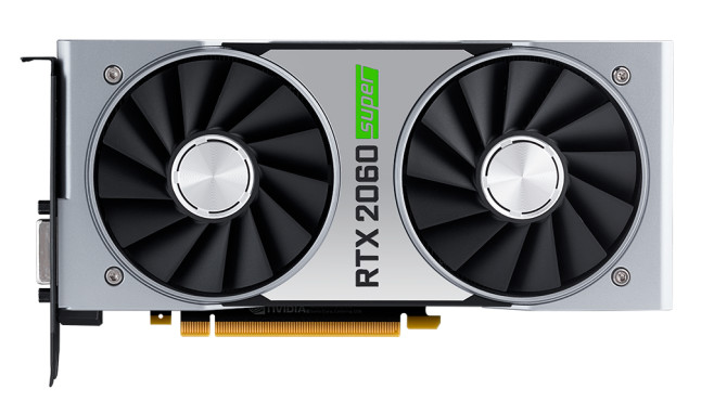 Nvidia GeForce RTX 2060 Super Founders Edition © Nvidia