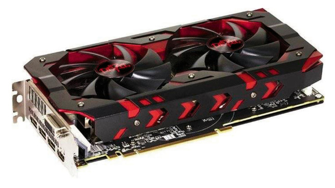 Powercolor Radeo RX 580 Red Devil 8GB GDDR5 © Powercolor