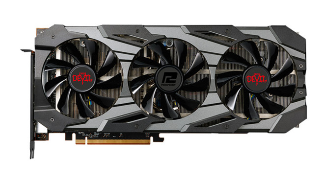Powercolor Radeon RX 5700 XT Red Devil 8GB GDDR6 © Powercolor