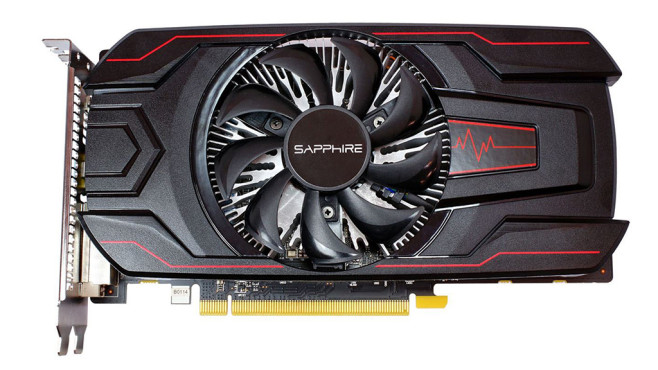 Sapphire Radeon RX 560 PULSE 4GB GDDR5 ©Sapphire