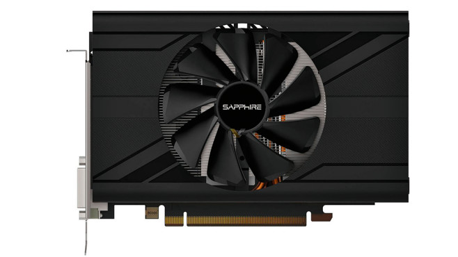 Sapphire Radeon RX 570 PULSE ITX 4GB GDDR5 ©Sapphire