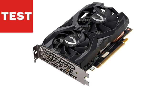 Zotac GeForce GTX 1660 Ti Gaming 6GB GDDR6 © Zotac