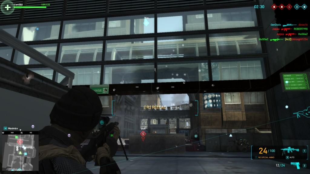 Screenshot 1 - Ghost Recon Phantoms