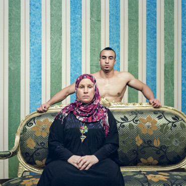 "Fotoserie ""Mother and Son"" von Denis Dailleux © © Denis Dailleux, France, 2014 Sony World Photography Awards"