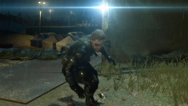 Metal Gear Solid 5: Snake©Konami