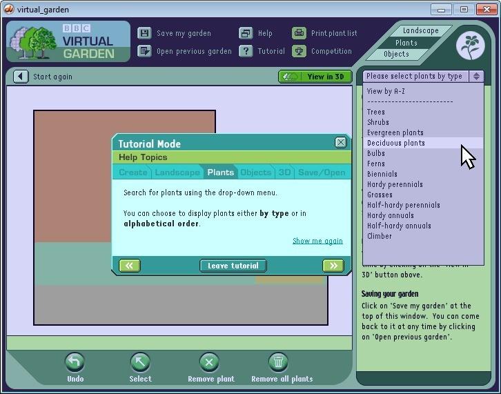 Superb Screenshot 6   Virtual Garden