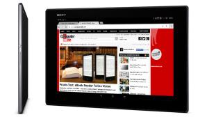 Tablet-PC Sony Xperia Z2©Sony