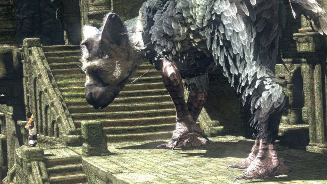 The Last Guardian: Begegnung © Sony