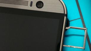 HTC One mit Speicherkartenschacht©COMPUTER BILD