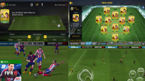 Fifa 15 Ultimate Team © Electronic Arts