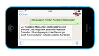 WhatsApp-FAQ © COMPUTER BILD