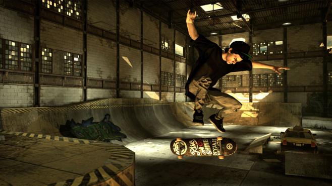 Tony Hawk's Pro Skater: Halle©Activision