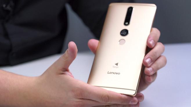 Lenovo Phab 2 Pro: Erstes Tango-Smartphone im Praxis-Test XXX©COMPUTER BILD