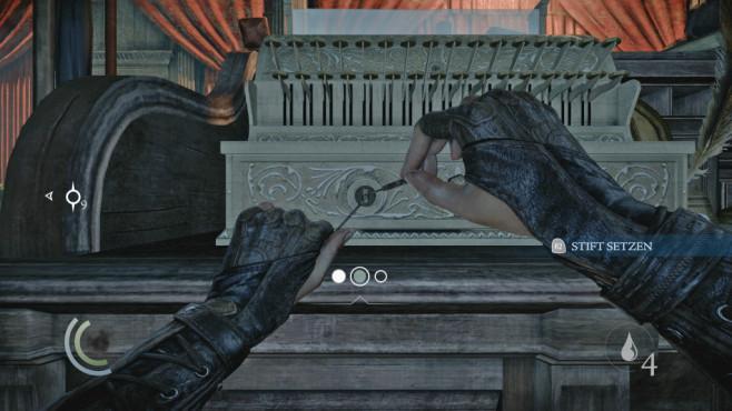 Thief: Schloss knacken©Square Enix