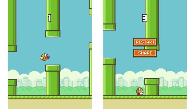 Flappy Bird ©COMPUTER BILD