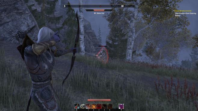 The Elder Scrolls Online: Klassen-Guide Nachtklinge ©Zenimax Studios/Bethesda