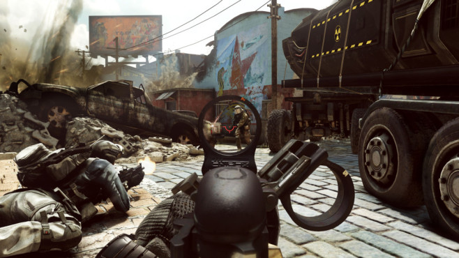 Call of Duty: Ghosts – Onslaught©Activision Blizzard