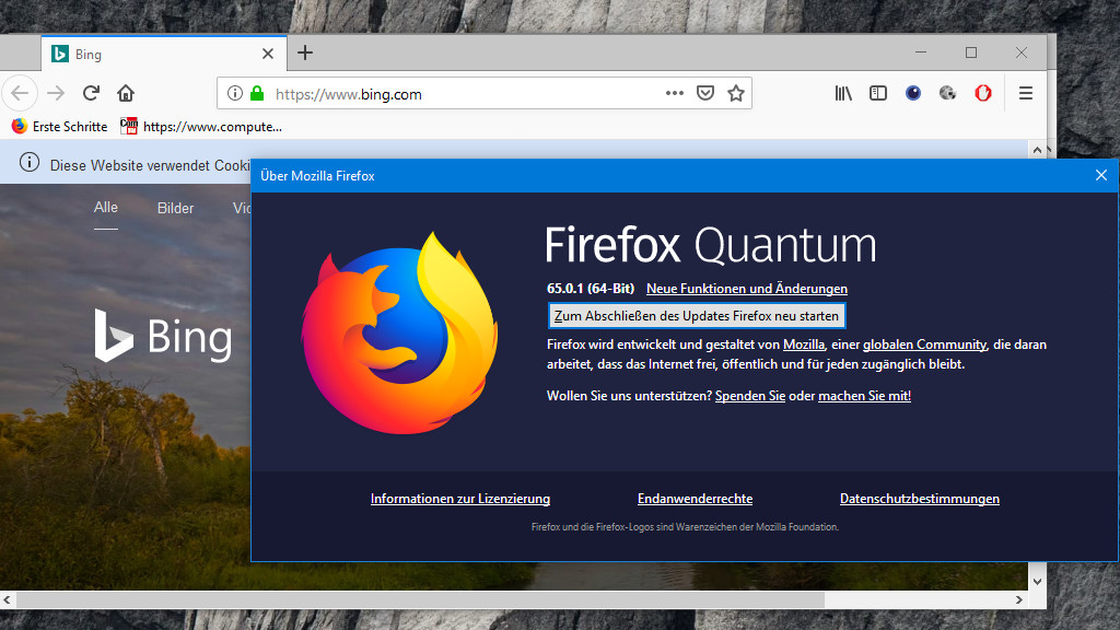 Deaktivieren firefox verhindern addons Firefox: Updates